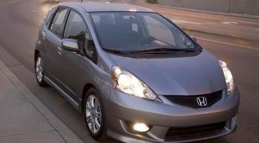 Main photo of Ed Glazer's 2009 Honda Fit