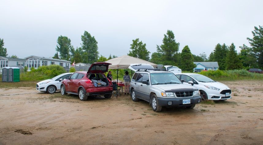 Main photo of Vincent Sit's 1999 Subaru Forester