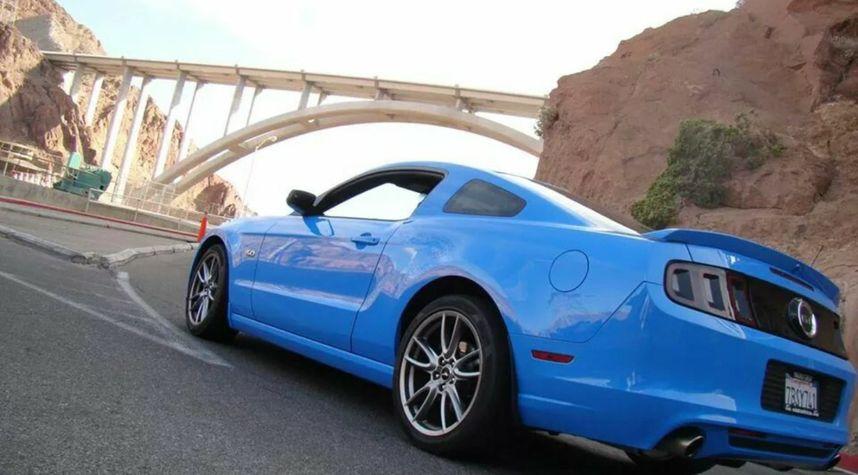 Main photo of Daman Wiseman's 2014 Ford Mustang