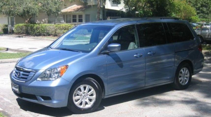 Main photo of Kerry Martin's 2008 Honda Odyssey