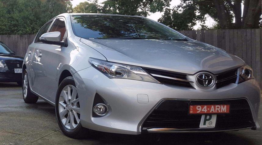 Main photo of Andrew McKenzie's 2014 Toyota Corolla