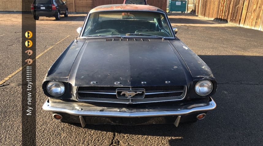 Main photo of Bryan Repollon Virula's 1965 Ford Mustang