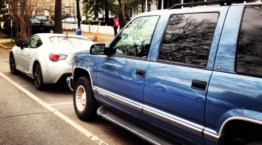 Main photo of Montague Totten's 1997 Chevrolet Suburban