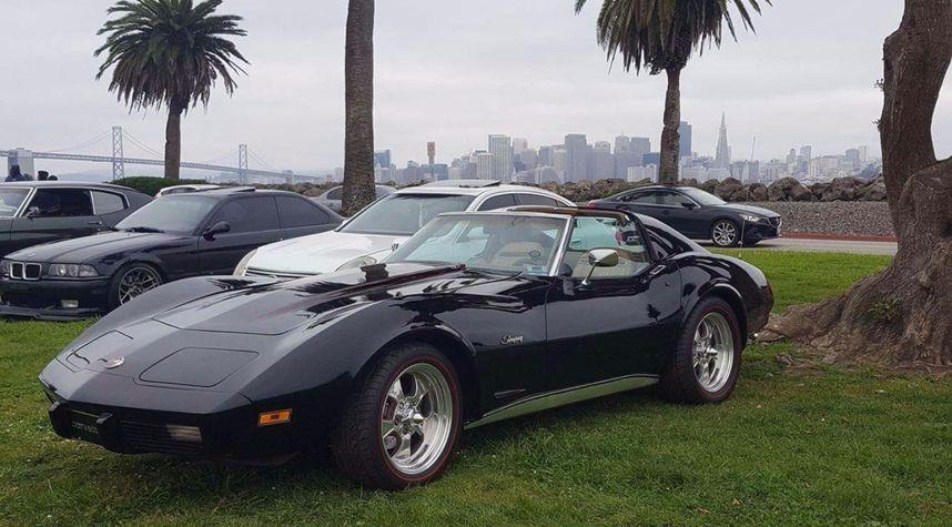 Main photo of Steven Lee's 1975 Chevrolet Corvette
