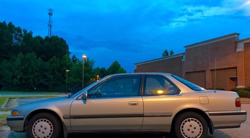 Main photo of Scott Kelley's 1991 Honda Accord