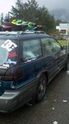 Thumbnail of Clinton-Dale Bevers's 1998 Subaru Legacy