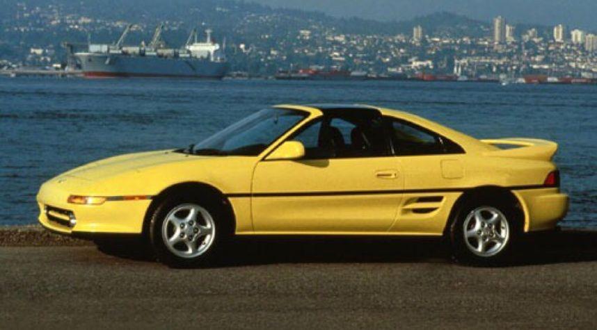 Main photo of Eddie Sandoval's 1992 Toyota MR2