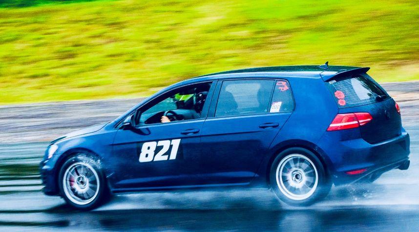 Main photo of Charles Sutton's 2015 Volkswagen GTI