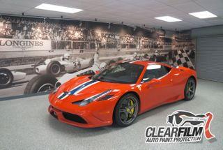 homepage tile photo for 2016 Ferrari 458 Speciale