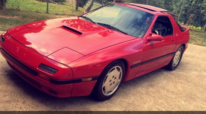 Main photo of Kaleb Jamil's 1988 Mazda RX-7