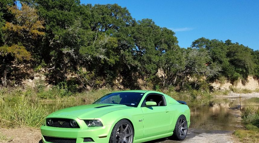 Main photo of Michael Jack's 2013 Ford Mustang