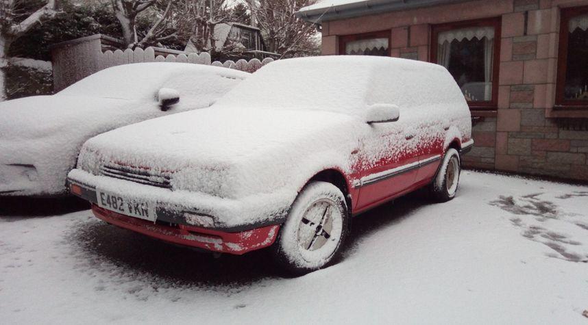 Main photo of James Kennedy's 1987 Mazda 323