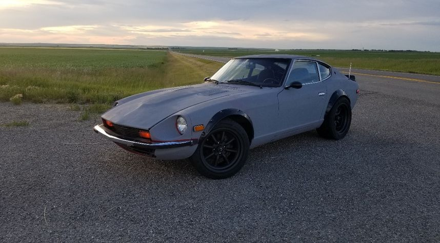 Main photo of Jason Wilgosh's 1975 Nissan 280Z