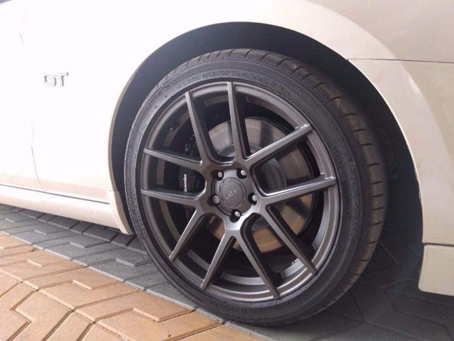 Velgen Vmb5 Wheels Rims Installed On Abdullah Al
