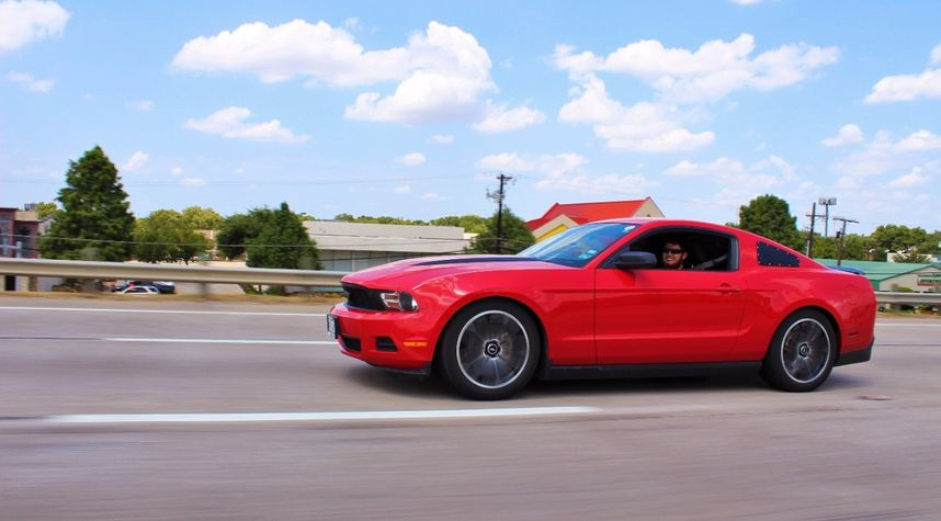 Main photo of Clay Martin's 2010 Ford Mustang