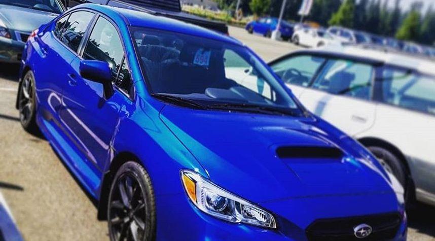 Main photo of Samuel Adams's 2018 Subaru WRX