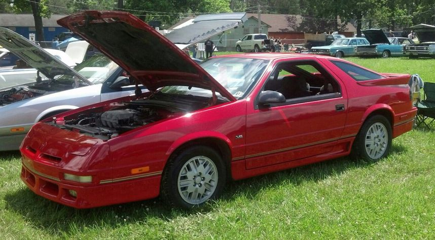 Main photo of Zach Buchowski's 1990 Dodge Daytona