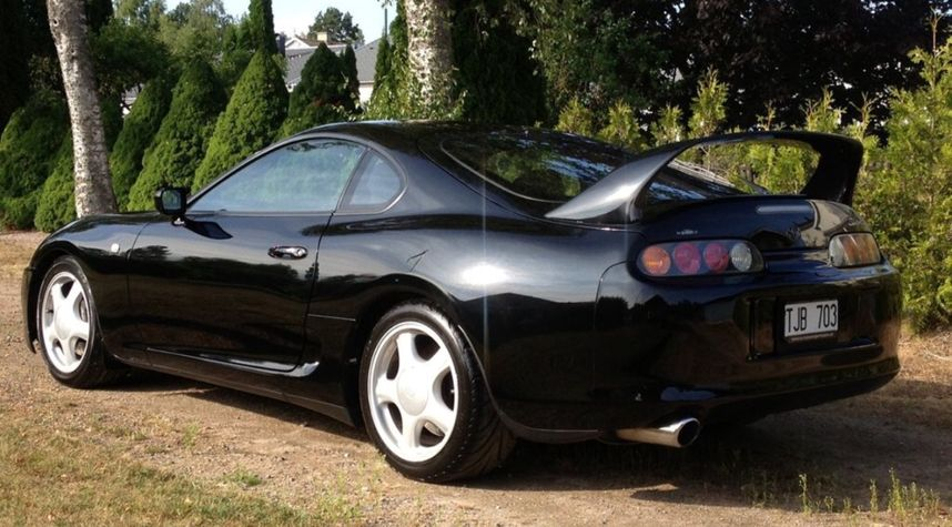 Main photo of Ted Axelsson's 1994 Toyota Supra