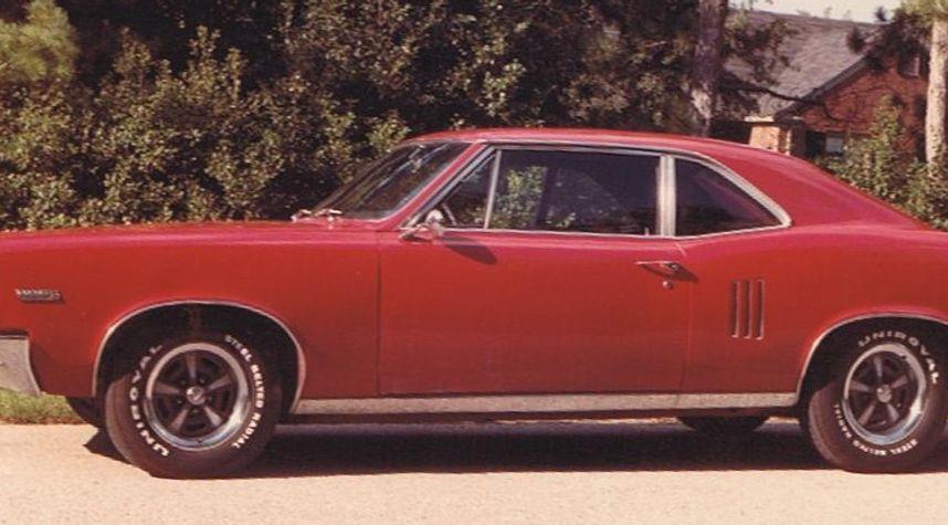 Main photo of Ed Stoner's 1967 Pontiac LeMans