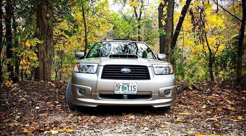 Main photo of Chad Hartley's 2007 Subaru Forester