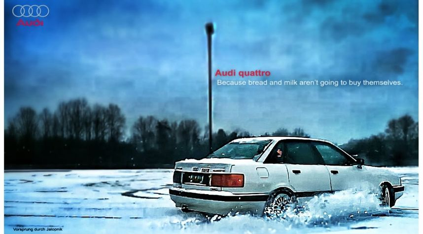 Main photo of Chris Hall's 1991 Audi 80