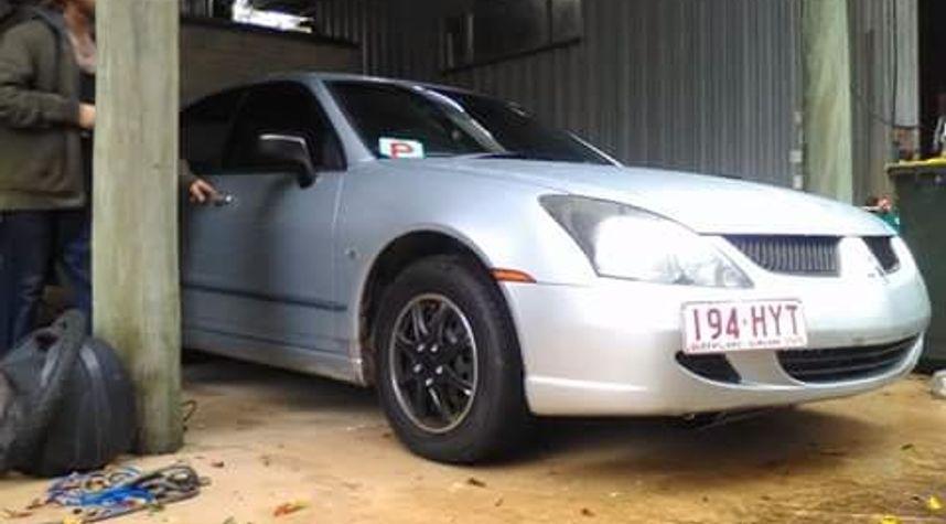 Main photo of Damon Morris's 2004 Mitsubishi Diamante