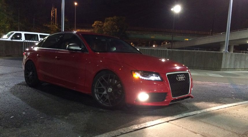 Main photo of Chris Casto's 2010 Audi S4