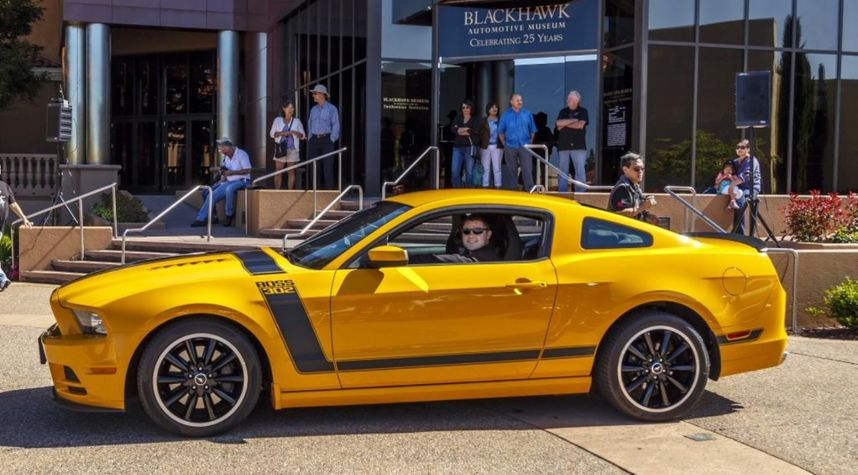 Main photo of Justin Clark's 2013 Ford Mustang
