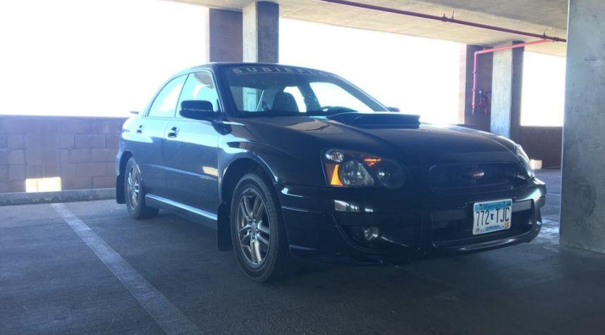 Main photo of Evan's 2005 Subaru Impreza