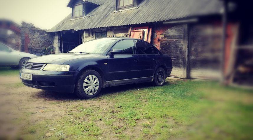 Main photo of Tonis Hillermaa's 1997 Volkswagen Passat