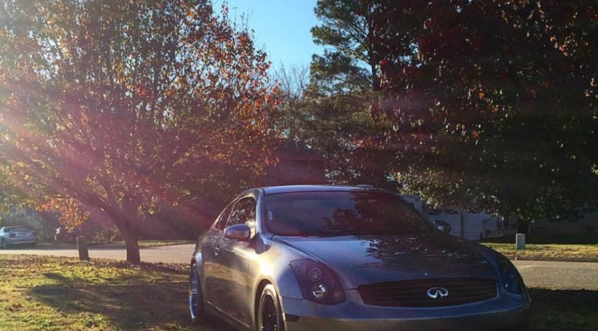 Main photo of Levi Dooley's 2005 Infiniti G35