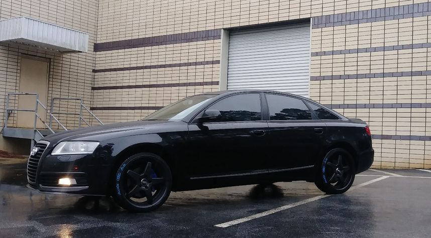 Main photo of Charles Jackson's 2009 Audi A6