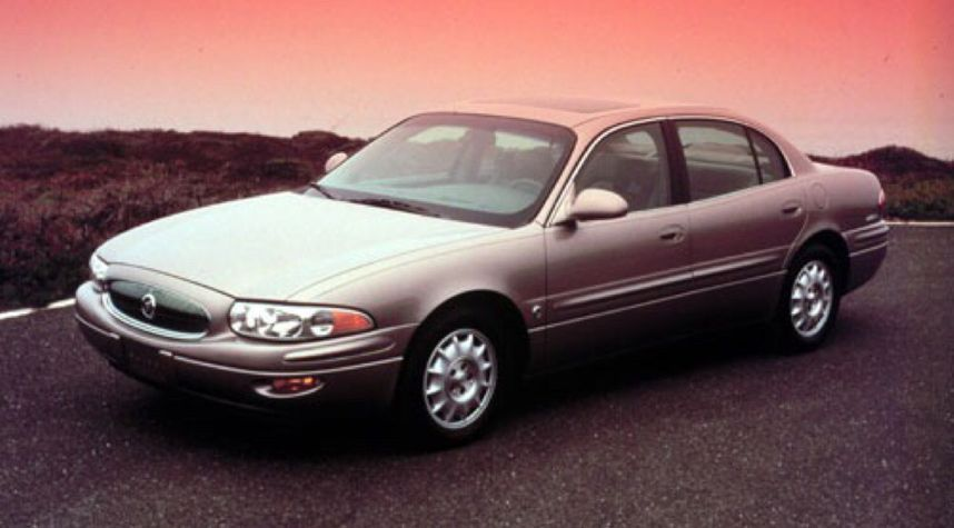 Main photo of Jeff Kotaska's 2000 Buick LeSabre