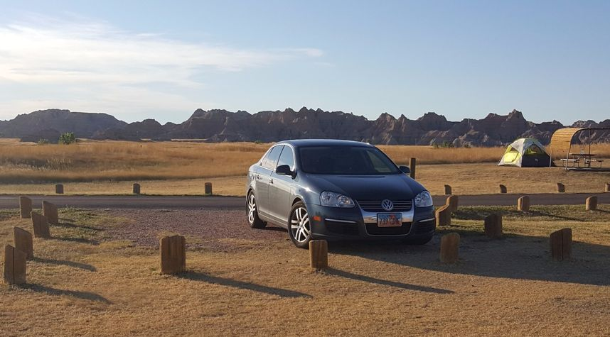 Main photo of James Henderson's 2006 Volkswagen Jetta