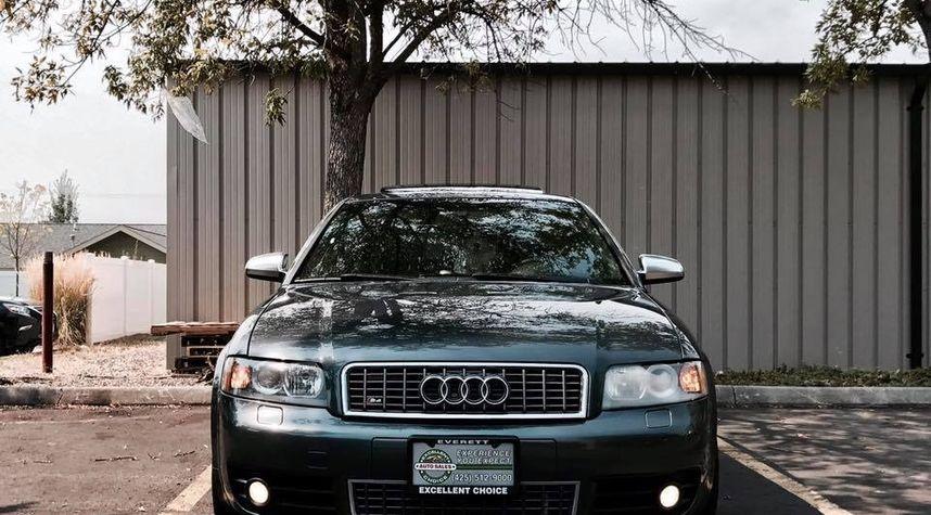 Main photo of Leon Ochs's 2005 Audi S4