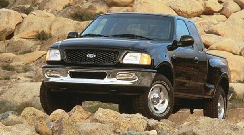 Main photo of James Lewington's 1998 Ford F-150