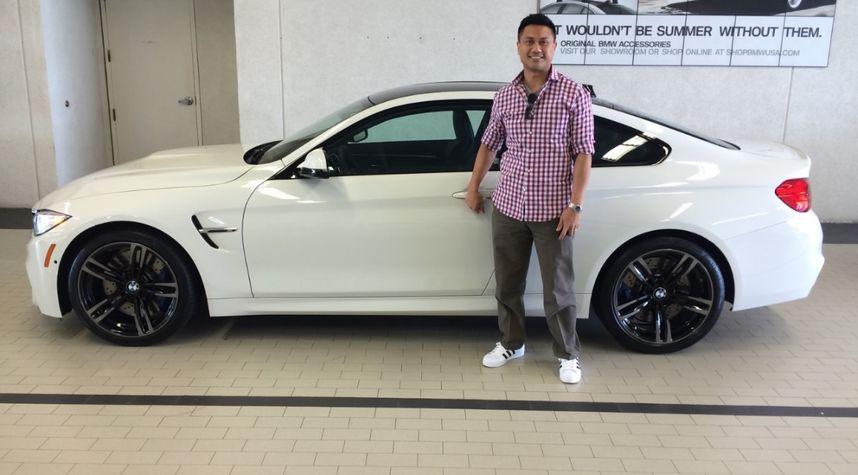 Main photo of Gary Mallare's 2016 BMW M4
