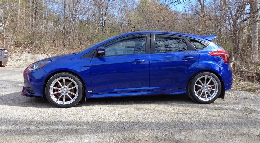 Main photo of Michael Read's 2014 Ford Focus ST