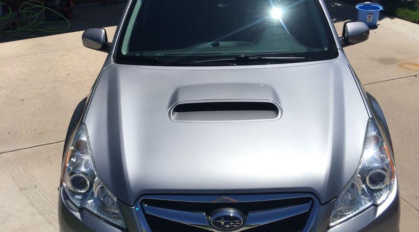 Main photo of Jimmy Kulovany's 2011 Subaru Legacy