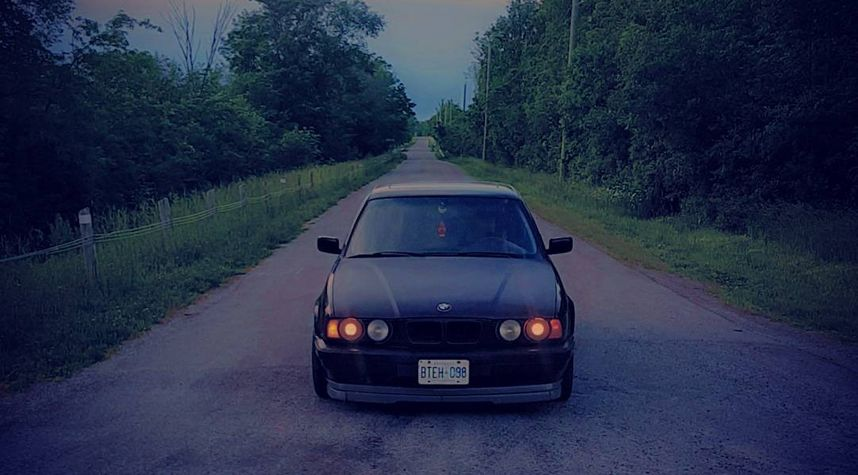 Main photo of Muhamed Asanoski's 1995 BMW 5 Series
