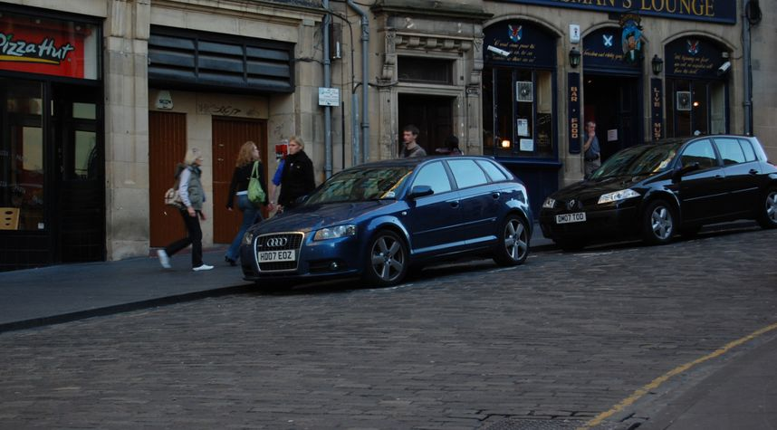 Main photo of Spencer Tidd's 2007 Audi A3