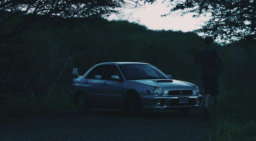 Main photo of Cory Germain's 2002 Subaru WRX