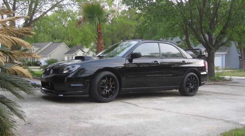 Main photo of Mark Staley's 2007 Subaru Impreza WRX
