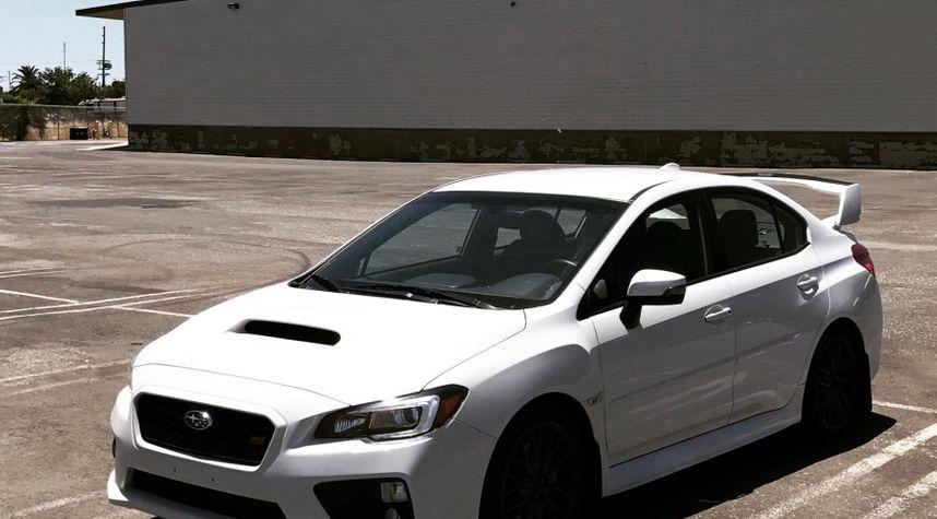 Main photo of Kenneth Struck's 2016 Subaru WRX