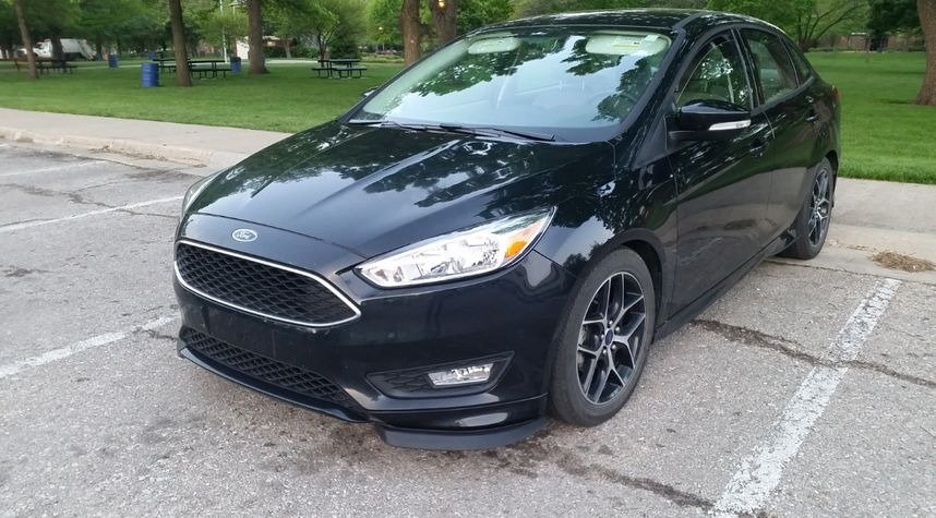 Main photo of Tom Wolf's 2016 Ford Focus