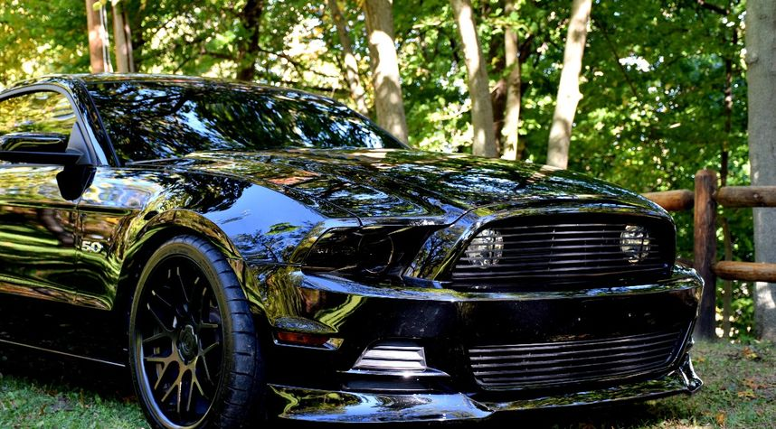 Main photo of Rijad Pekmez's 2014 Ford Mustang