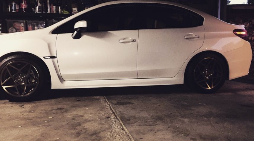 Main photo of Jimmy Devaney's 2016 Subaru WRX