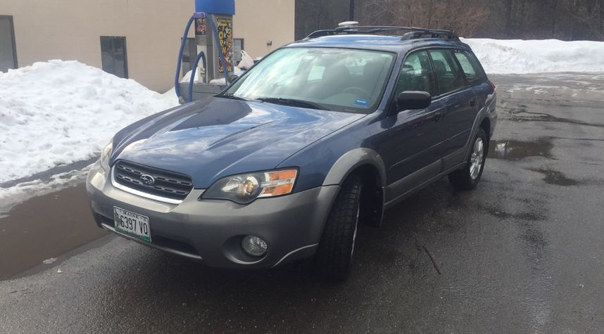 Main photo of Chad Kapise's 2005 Subaru Outback