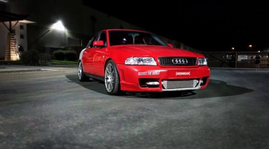 Main photo of Lucas Anfenson's 1999 Audi A4