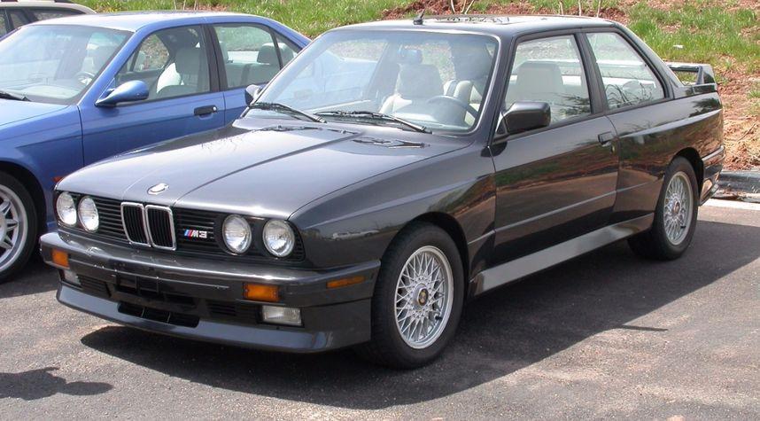 Main photo of Brandon Wood's 1988 BMW M3
